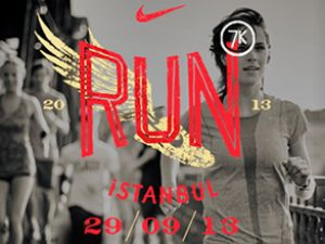 Bugün trafiği Run İstanbul durduracak