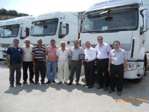 Renault Trucks, Bursa ve Kocaeli'nde lider