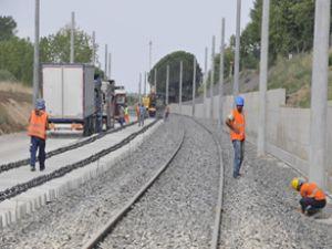 Ankara İstanbul YHT hattında son hazırlık