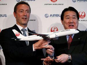 Airbus, Japonya ile 9,5 milyar $'a anlaştı