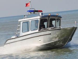 Med-Yılmaz, Irak'a 20 adet bot inşa etti