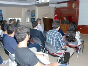DTO'dan öğrencilere denizcilik eğitimi