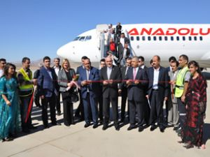Anadolu Jet, Şırnak uçuşlarına başladı