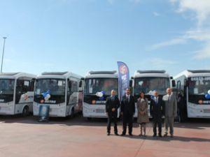 Otokar'dan Metro Turizm'e 35 otobüs
