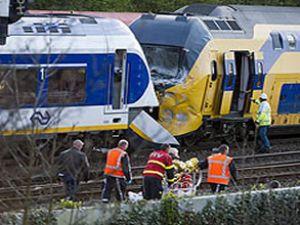 Buenos Aires'te korkutan tren kazası