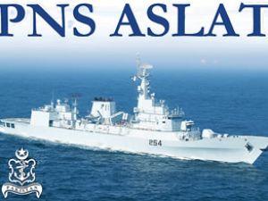 PNS Aslat Fırkateyni, Türkiye'ye geliyor