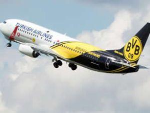 Dortmund'da Türk Hava Yolları rötarı