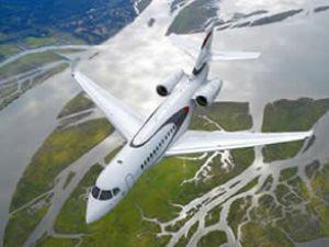 Falcon 5X'in ilk siparişi Türk işadamından