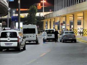 İstanbul Atatürk Havalimanı'nda cinayet