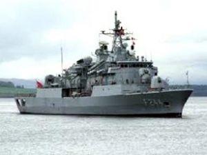 Donanma gemileri ziyarete açılacak