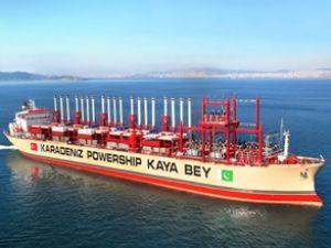 Kaya Bey enerji gemisi serbest