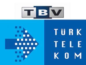 Türk Telekom, TBV'nin sponsoru oldu