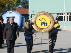 PTT, Eskişehir'de 173. yılını kutladı