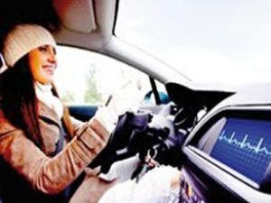 Otomobiller artık kalp atışını dinleyecek