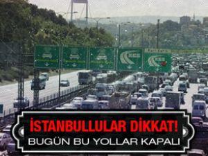 İstanbul'da trafiğe çıkacaklar dikkat etmeli