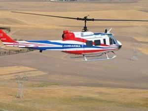 Jandarma heikopterlerine yeni görünüm