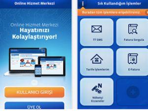 Türk Telekom IOS uygulaması yayınlandı