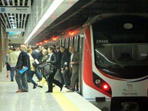 Marmaray'da acil durum tatbikatı yapıldı