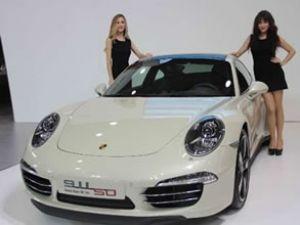 Bursa Otomobil Fuarı'na Porsche damgası