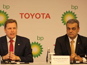 BP ve Toyota'dan 'Forever Kart' müjdesi