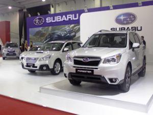 Subaru, Bursa Otoshow'a damga vurdu