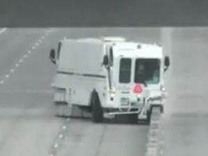 ABD, trafik sorununu şerit aracıyla çözdü