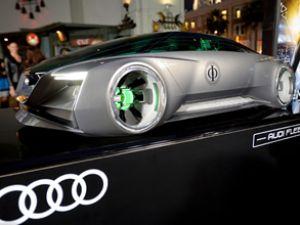 Audi'den 75 yıl sonrasının spor otomobili