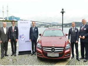 Mercedes-Benz Türk,IT merkezi oluyor