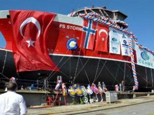 Norveç'in 38 gemisini Cemre yapıyor