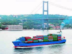 Deniz yolu taşımacılığı etkinliğini artırdı