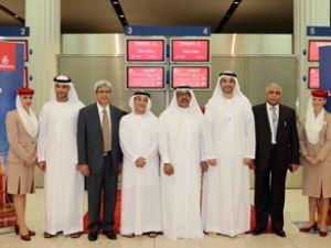 Emirates'ten Pakistan'a beşinci hat