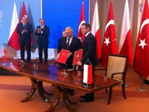 Polonya ile denizcilik anlaşması imzalandı