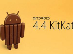 Android 4.4'te ilk hata meydana geldi