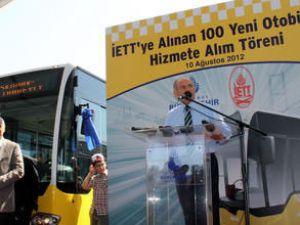 İstanbul ulaşım sorununu en iyi biz çözeriz