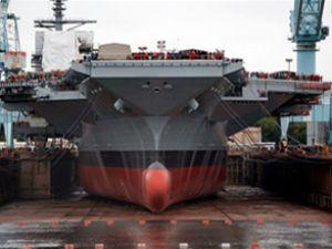 Teknoloji harikası gemiye isim verildi