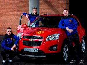 Machester United ve Chevrolet işbirliği