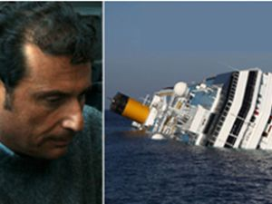 Costa Concordia'nın kaptanının işi zor