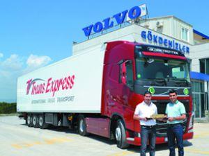 Volvo Kamyon ile iş ortaklığının 4'üncü yılı