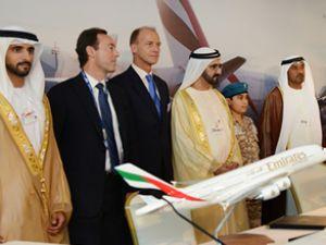 Emirates Havayolları'ndan dev uçak siparişi