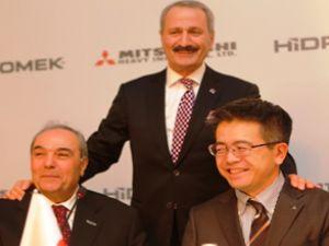 Türk Hidromek, Japon devini satın aldı