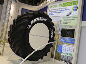 Tarım lastiklerinde öncü marka Michelin