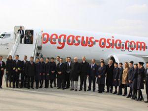 Pegasus Asia uçak filosunu genişletiyor