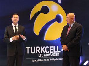 Turkcell ve Türkiye 4G'li iletişime hazır