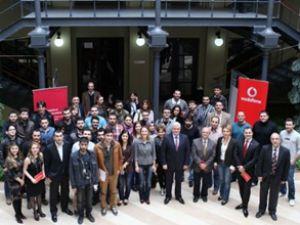Vodafone Anadoludaki eğitimi önemsiyor