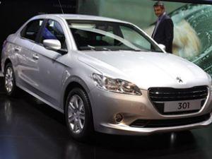 301 modeli Peugeot'nun öncü otosu oldu