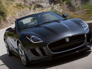 Jaguar F-Type Altın Direksiyonu kazandı