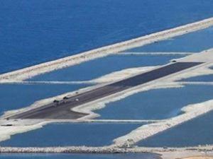 Havalimanı inşaatının %80'i tamamlandı