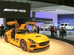 22 adet konsept otomobil dünyaya tanıtıldı