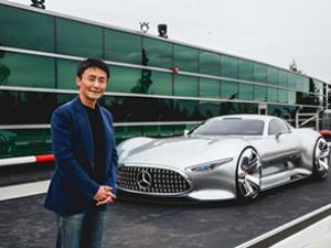 Mercedes-Benz Amg Vision GT Tanıtıldı