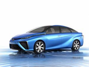 Toyota, geleceğin teknolojisini tanıttı